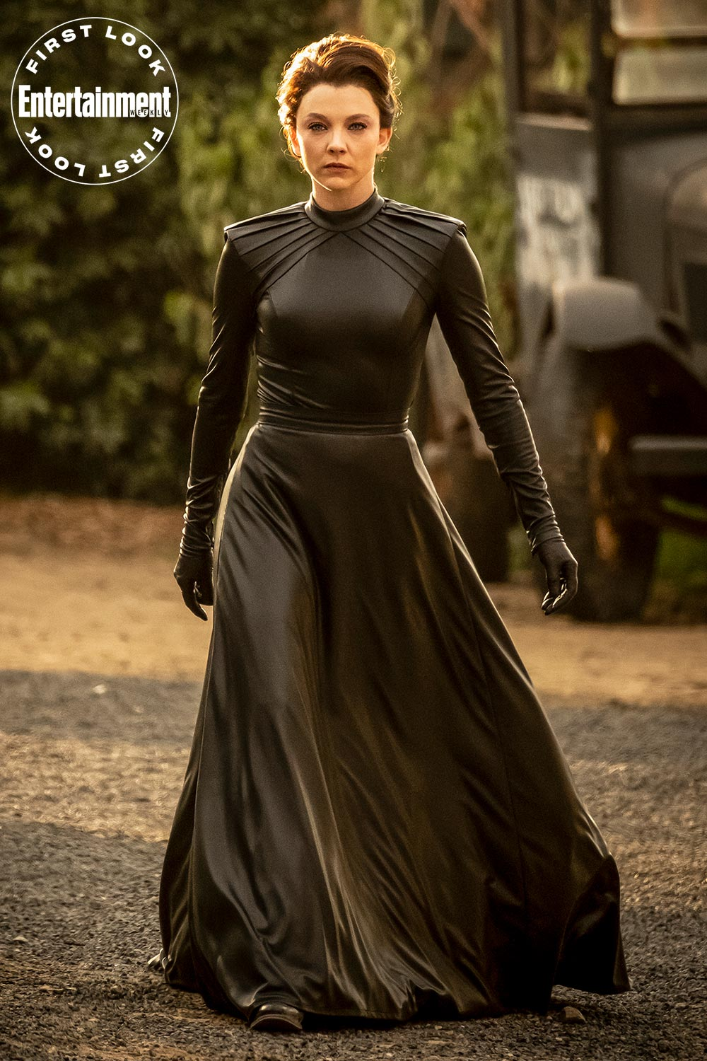 First Look Penny DreadfulCity of Angels DC 2 - First Look: Natalie Dormer in PENNY DREADFUL: CITY OF ANGELS