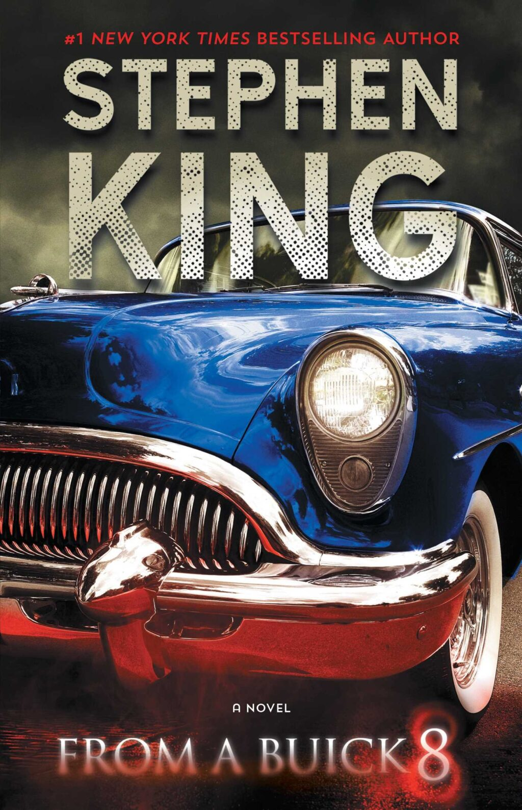 From a Buick 8 1024x1587 - Tom Jane Producing Adaptation of Stephen King's FROM A BUICK 8