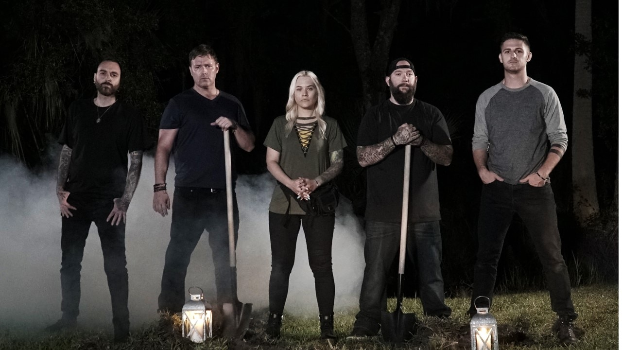 Ghost Loop Banner - Travel Channel's New Series GHOST LOOP Ressurects Emotionally Charged Moments to End Cycles of Paranormal Activity
