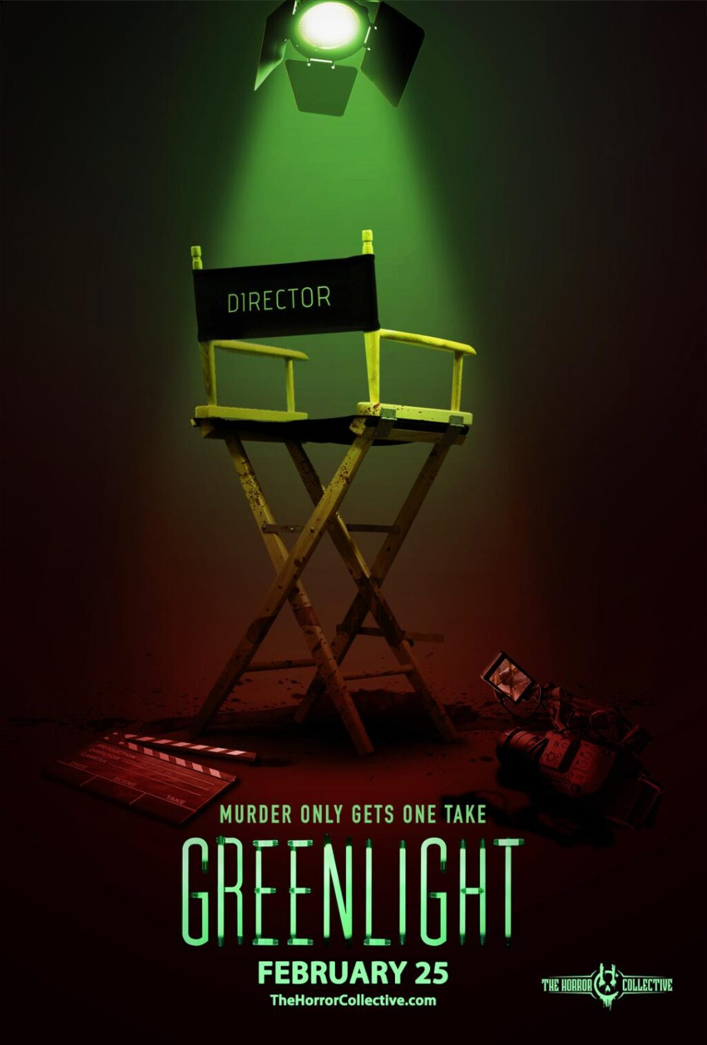 Greenlight Official Key Art 1024x1513 - Teaser Trailer for Award-Winning Horror Movie GREENLIGHT