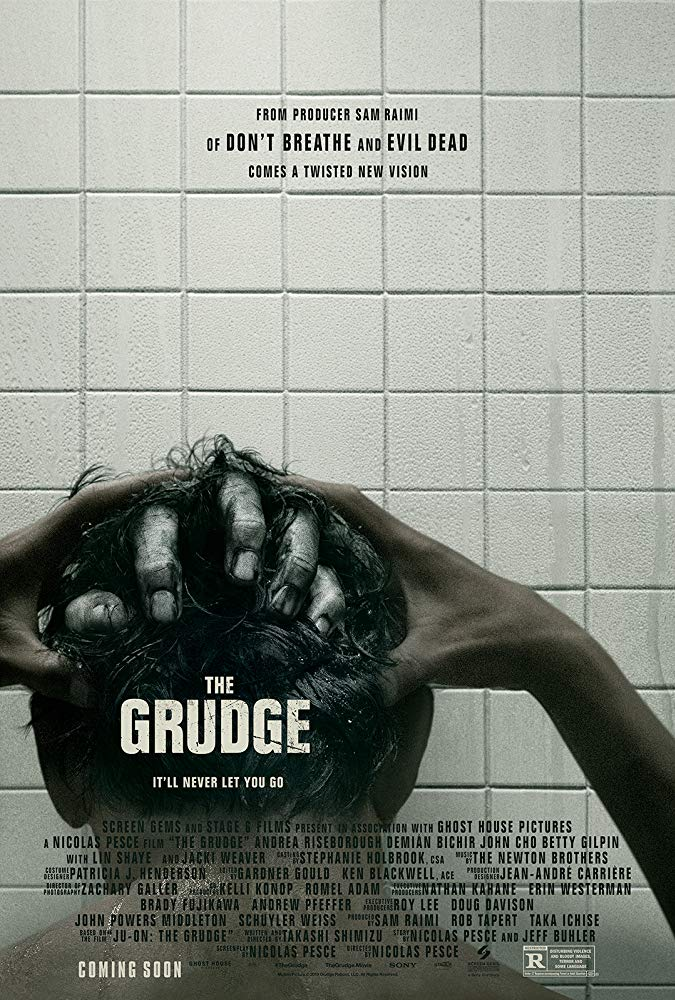 Grudge Reboot Poster - Teaser: Happy New Year from THE GRUDGE!