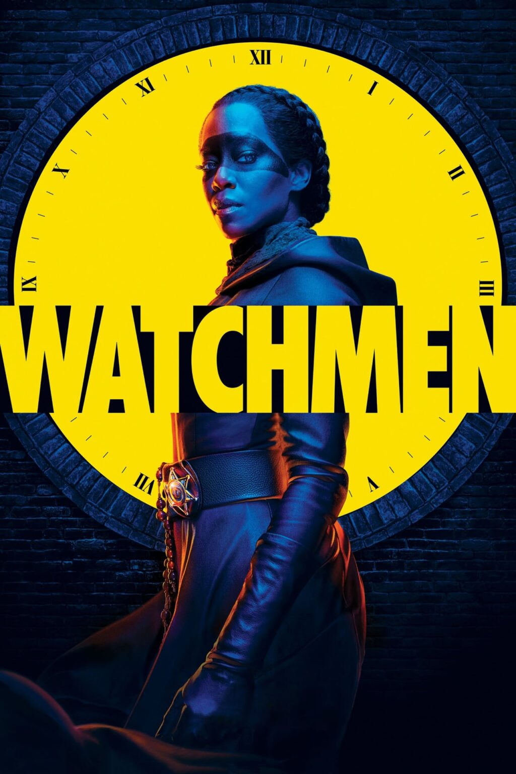 HBO Watchmen Poster 1024x1536 - Kevin Smith Explains Why WATCHMEN Was the Best Thing This Year