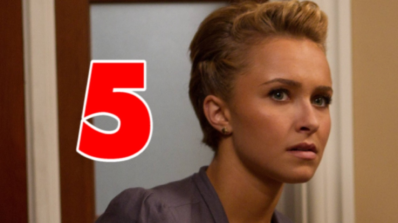 Hayden Panettiere SCREAM 5 DC - Hayden Panettiere Teasing Her Return in SCREAM Reboot?