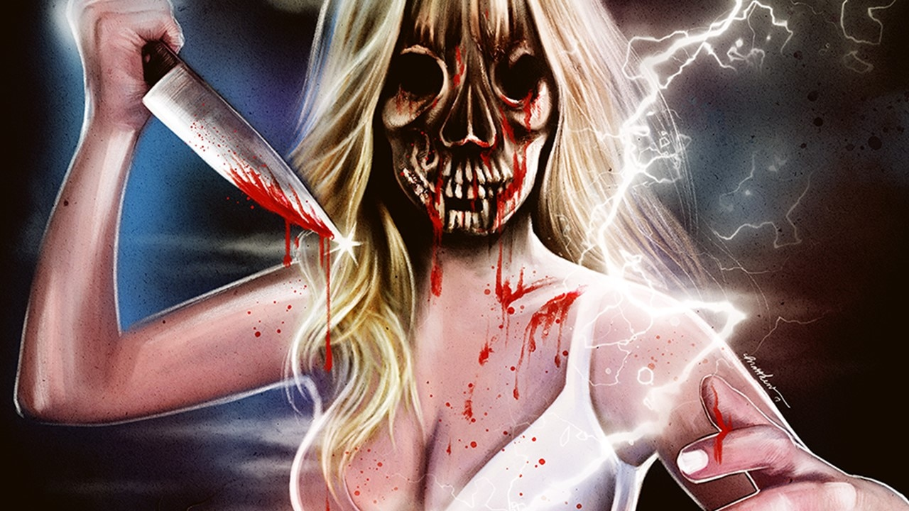 Killer Babes and the Frightening Film Fiasco Banner - Exclusive Pics from Star-Studded Linnea Quigley Flick KILLER BABES AND THE FRIGHTENING FILM FIASCO
