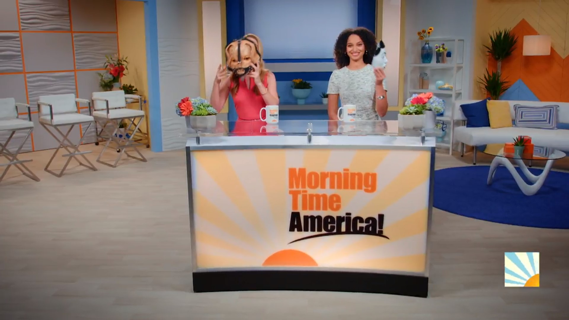Morning Time America Banner - Get All Your Pre & Post-PURGE News at MORNING TIME AMERICA Online