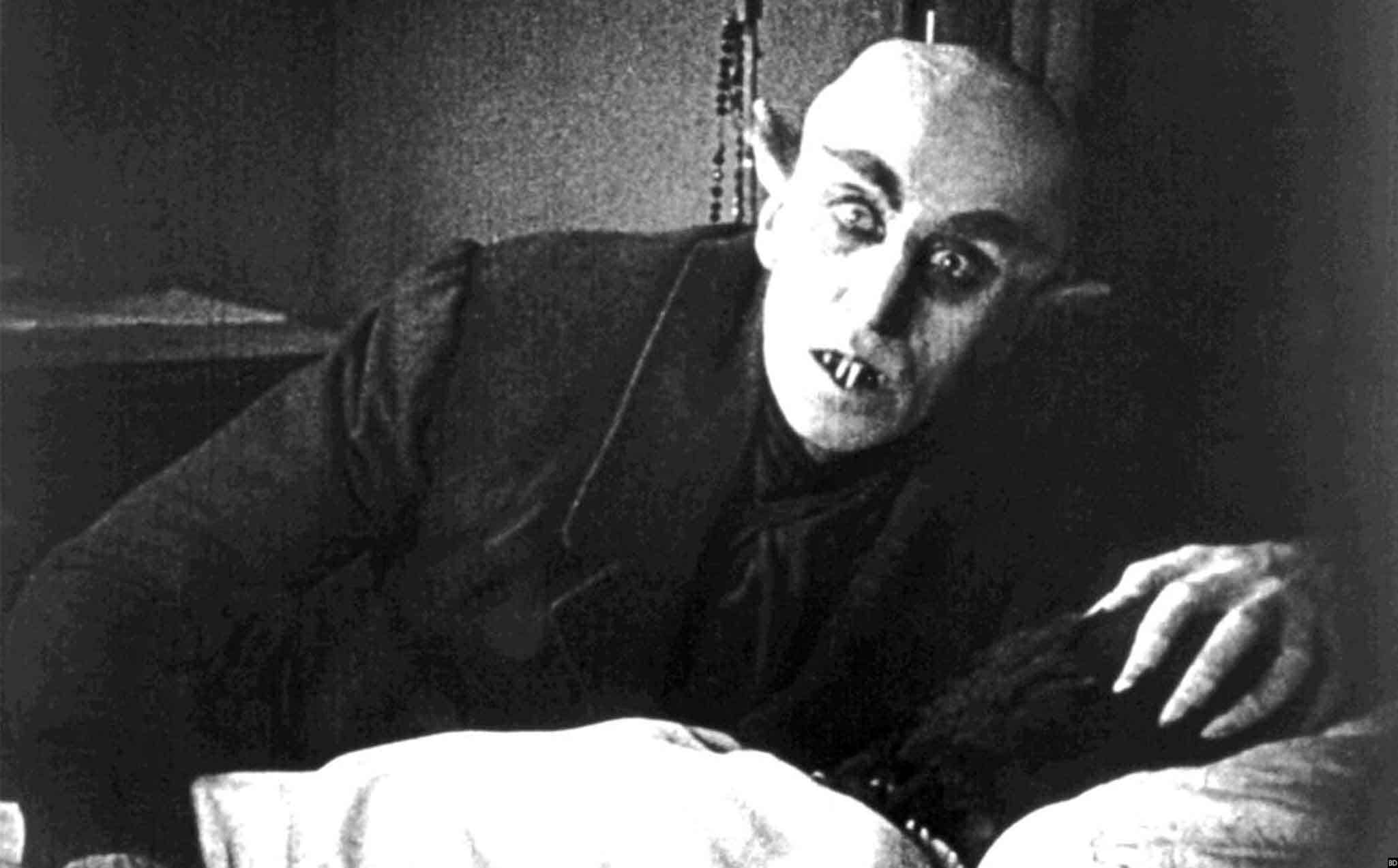 Nosferatu - This Day in Horror: Happy Birthday F. W. Murnau