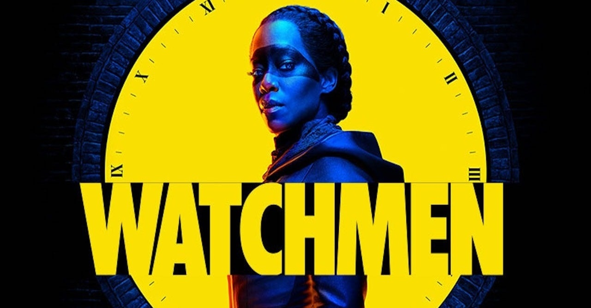 PSA You Should Be Watching the WATCHMEN - PSA: You Should Be Watching the WATCHMEN