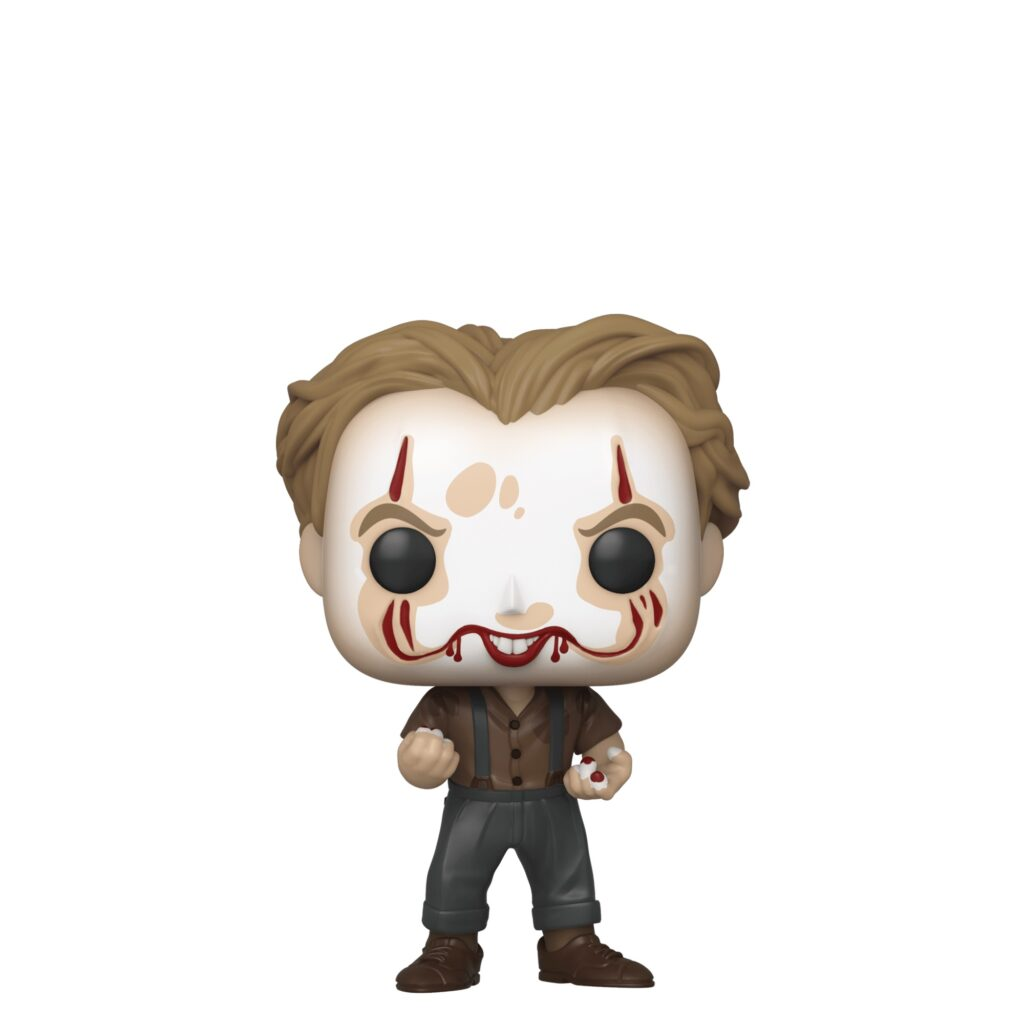 Pennywise Meltdown Funk POP 1024x1024 - Funko IT 2 Figures: King's Cameo, Meltdown Pennywise & More