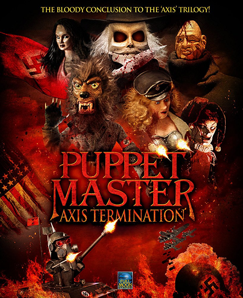 Puppet Master Axis Termination - Release Schedule Announced for PUPPET MASTER Franchise Films Coming to Free DREAD AVOD App