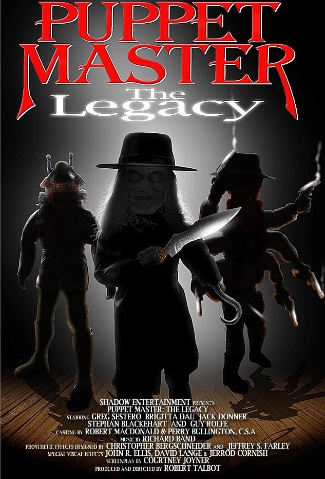 Puppet Master Legacy - Release Schedule Announced for PUPPET MASTER Franchise Films Coming to Free DREAD AVOD App