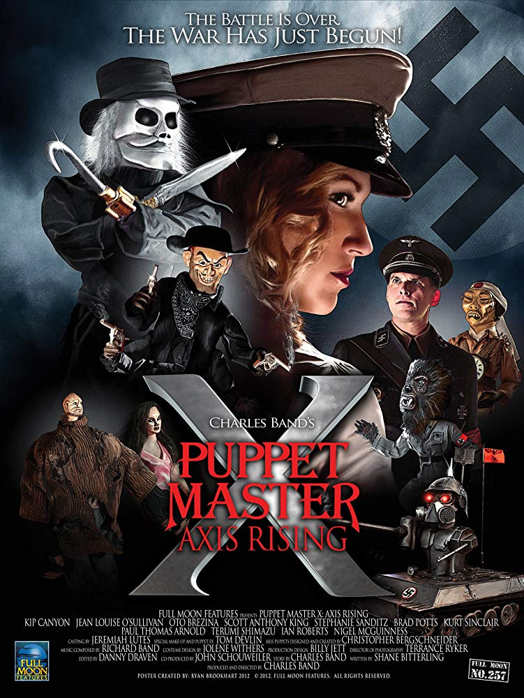 Puppet Master X - Release Schedule Announced for PUPPET MASTER Franchise Films Coming to Free DREAD AVOD App