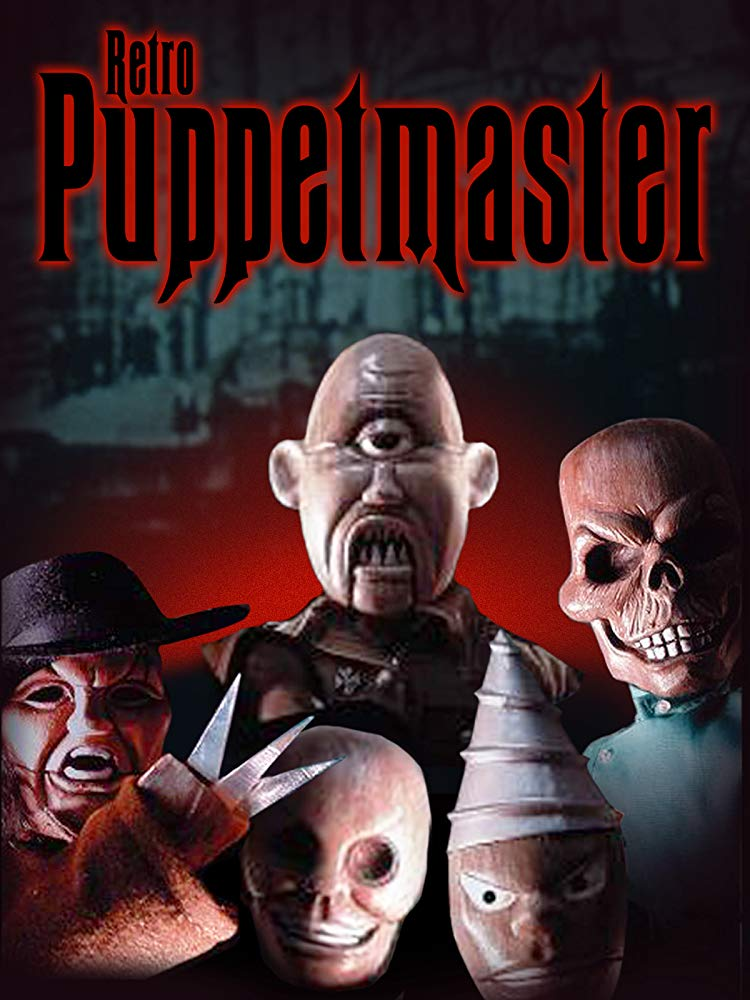 Retro Puppet Master - Release Schedule Announced for PUPPET MASTER Franchise Films Coming to Free DREAD AVOD App