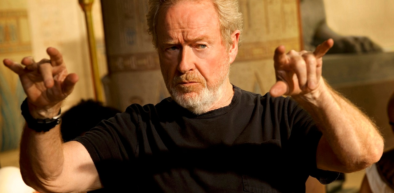 Ridley Scott Quibi Team For Gaming Thriller CURS R - Ridley Scott & Quibi Team For Gaming Thriller CURS_R
