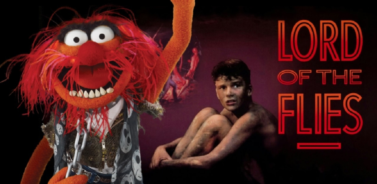 Stephen King Wants To See The Muppets adapt LORD OF THE FLIES - Stephen King Wants To See The Muppets Do LORD OF THE FLIES