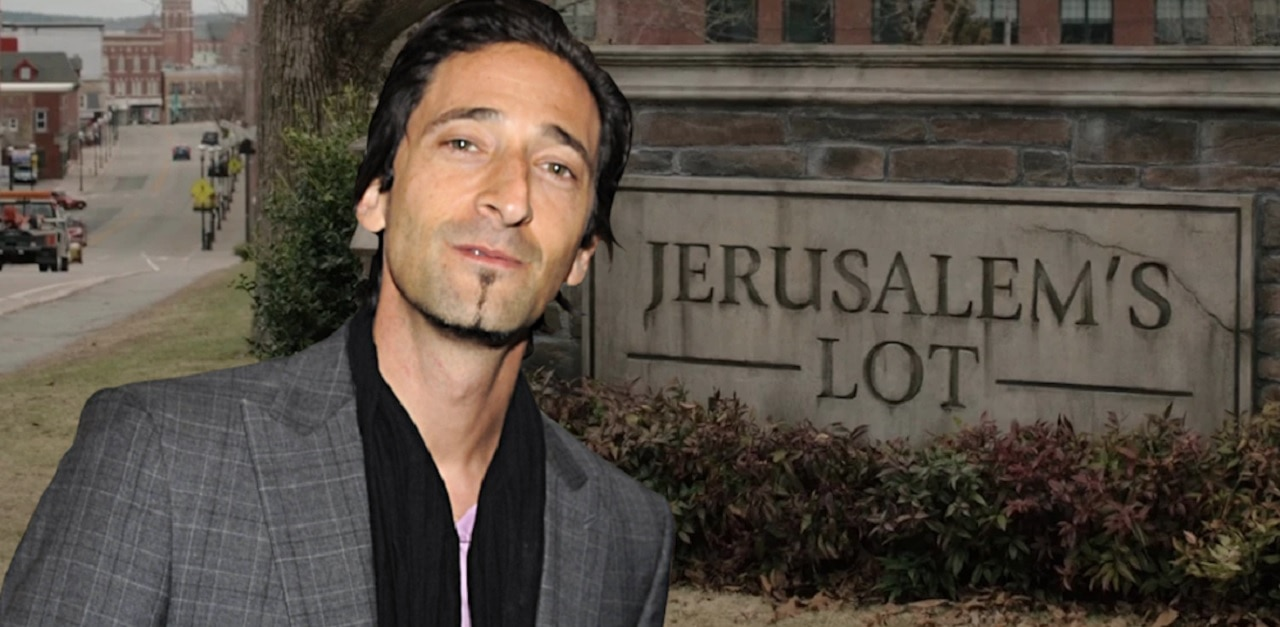 Stephen Kings JERUSALEM'S LOT Series Snags Adrien Brody - Stephen King's JERUSALEM'S LOT Series Snags Adrien Brody