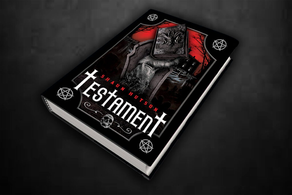TESTAMENT SHAUN HUTSON Hardcover Dust Jacket PRESS 1 1 1024x683 - Shaun Hutson Provides Us With An Exclusive Quote About His Latest Terrifying Novel, TESTAMENT