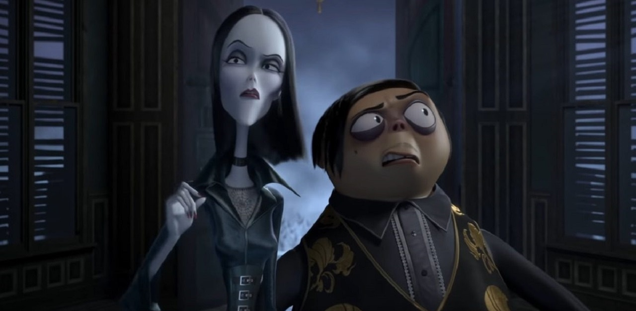 THE ADDAMS FAMILY Blu ray Coming In January - THE ADDAMS FAMILY Hits Blu-ray In January