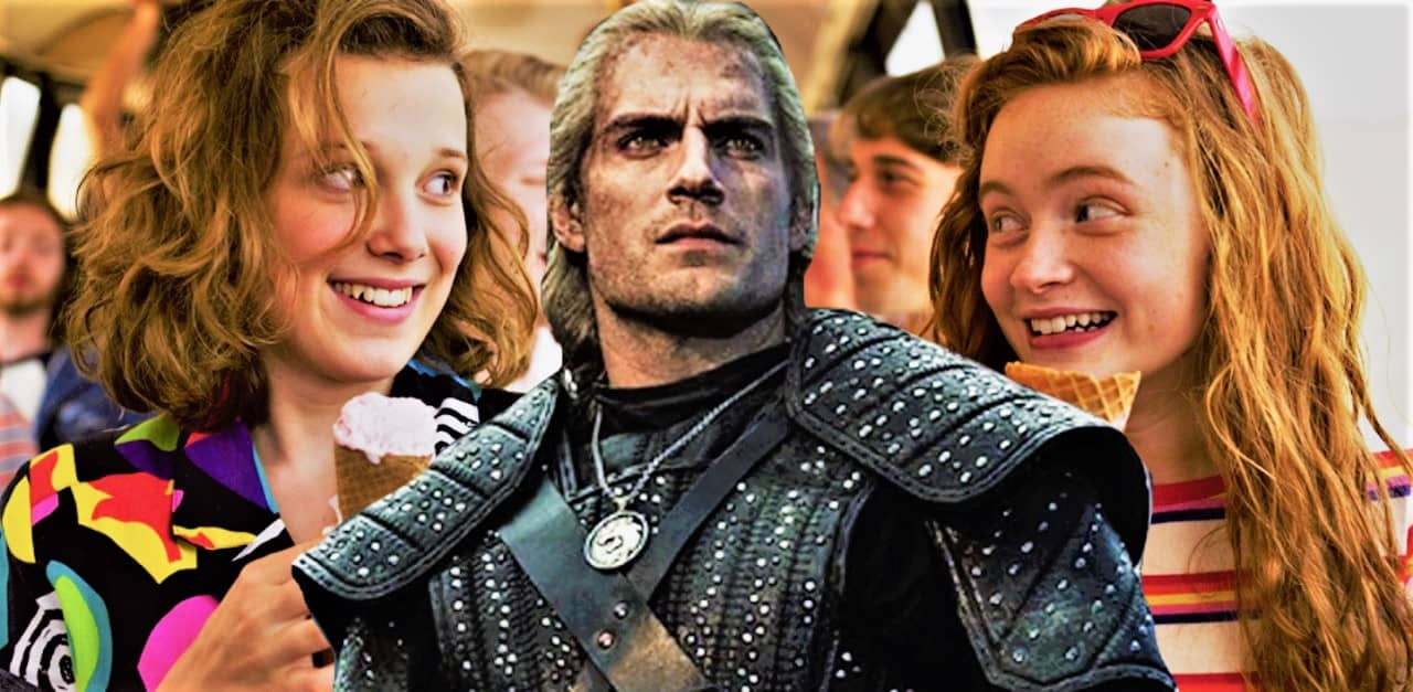 THE WITCHER STRANGER THINGS 3 Are Netflix's Most Popular TV Shows of 2019 3 - THE WITCHER & STRANGER THINGS 3 Are Netflix's Most Popular TV Shows of 2019