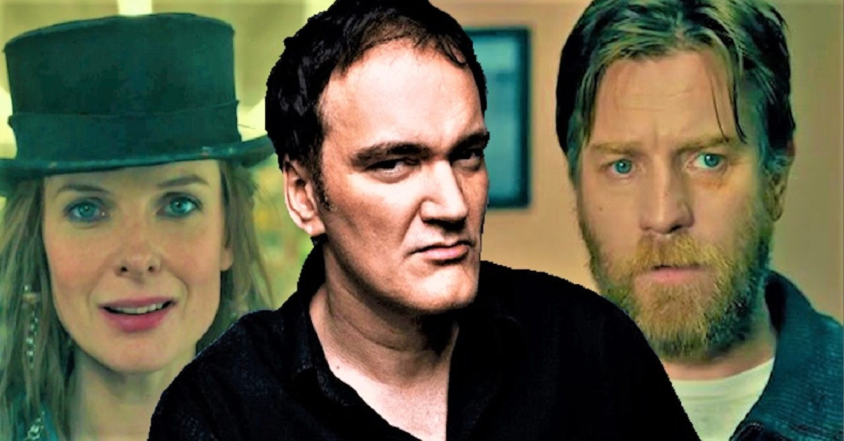 Tarantino Calls DOCTOR SLEEP One of the Best Films of the Year - Tarantino Dubs DOCTOR SLEEP One of the Best Films of the Year