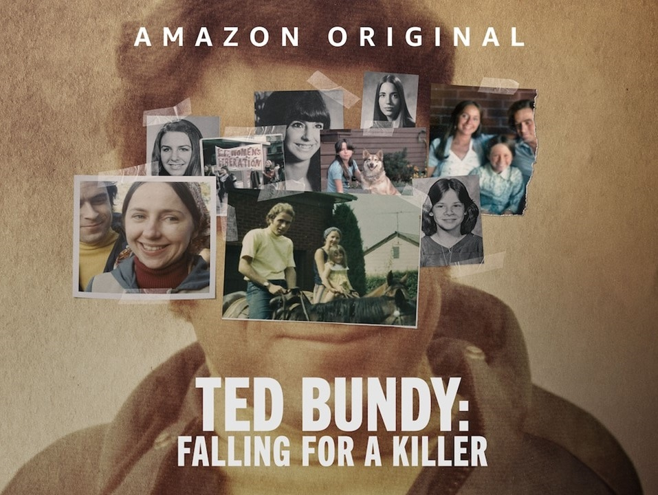 Ted Bundy Docuseries Banner - TED BUNDY: FALLING FOR A KILLER Docuseries Coming to Amazon in January