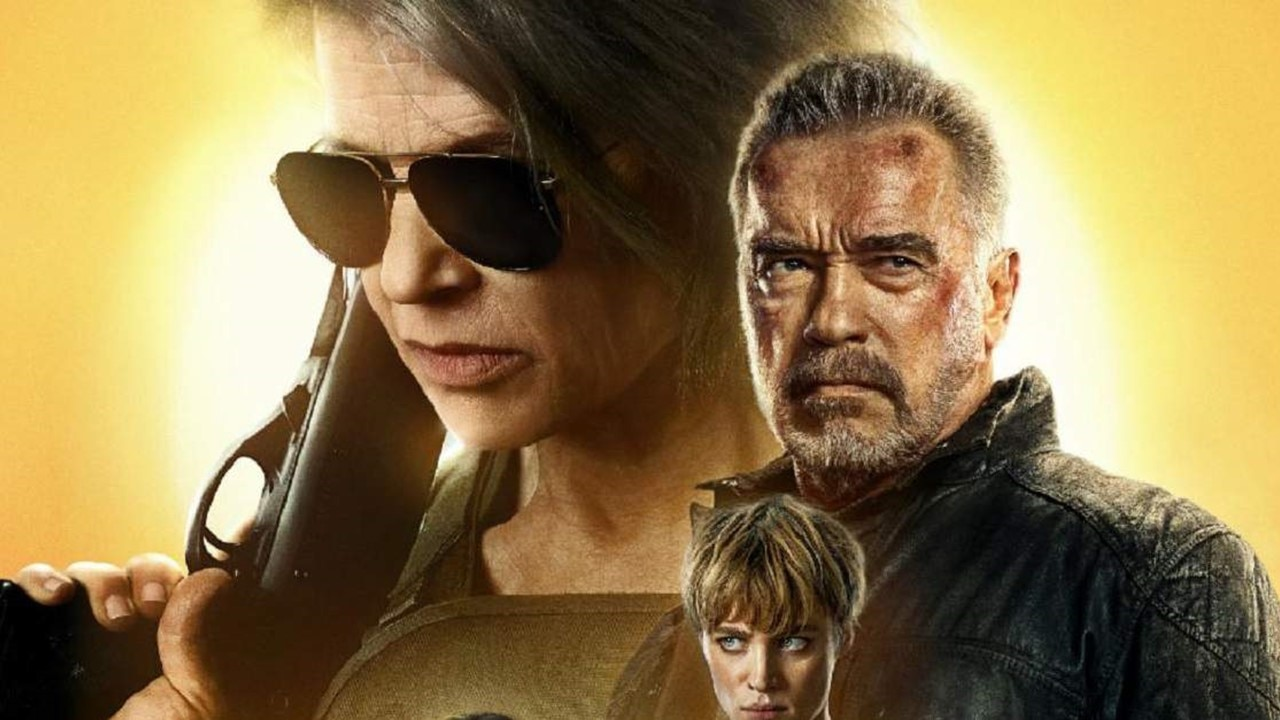 Terminator Dark Fate - TERMINATOR: DARK FATE Hits Blu-ray Next Month