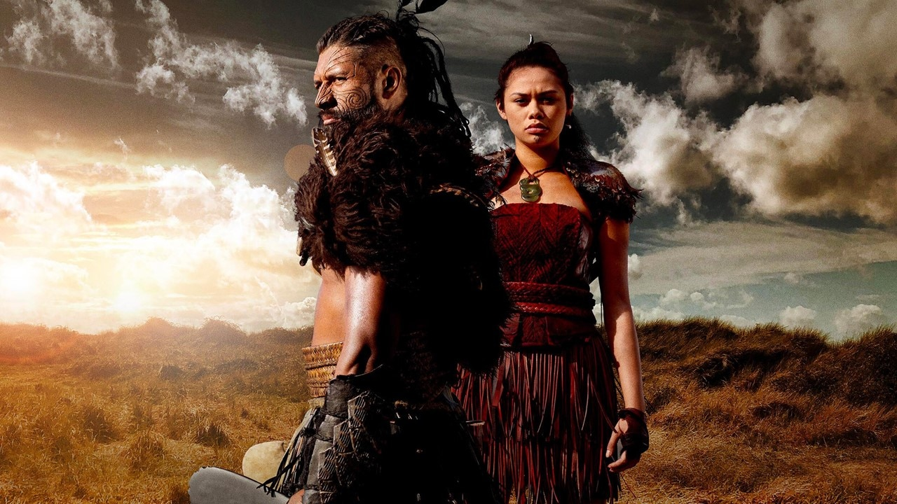 The Dead Lands Banner - Trailer: Shudder's Supernatural Māori Series THE DEAD LANDS is Set in a Mythic New Zealand