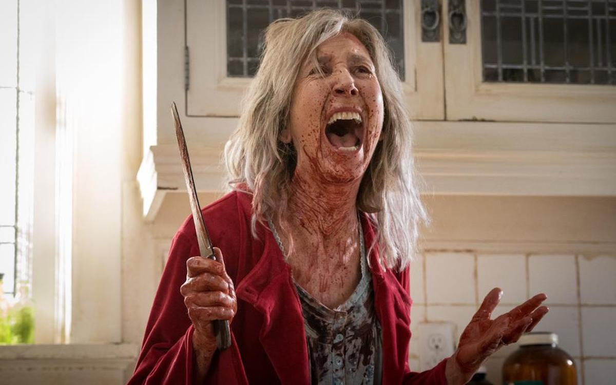 The Grudge Lin Shaye - Teaser: Happy New Year from THE GRUDGE!