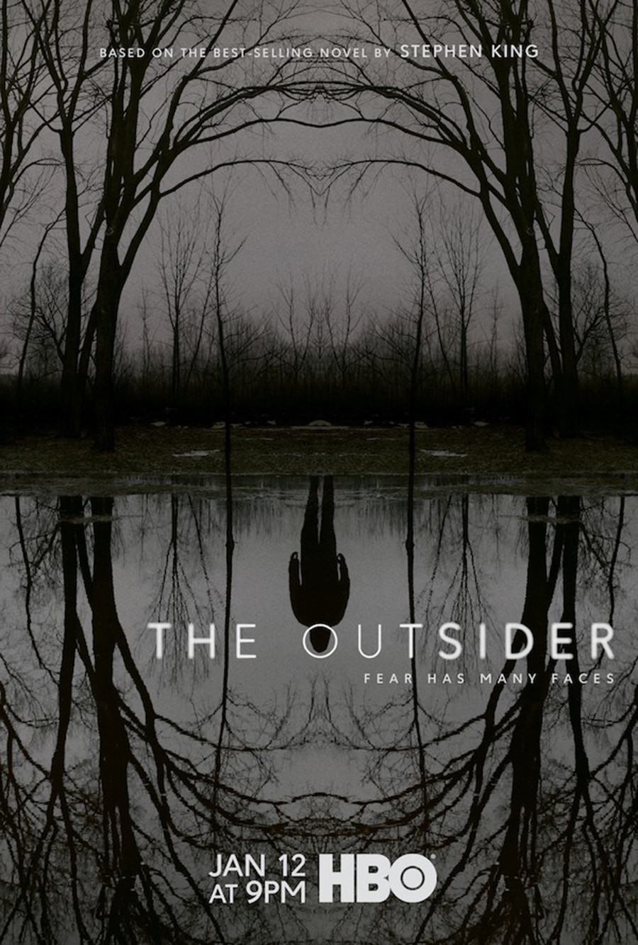 The Outsider Poster DC 1 - Showrunner Already Working on THE OUTSIDER Season 2