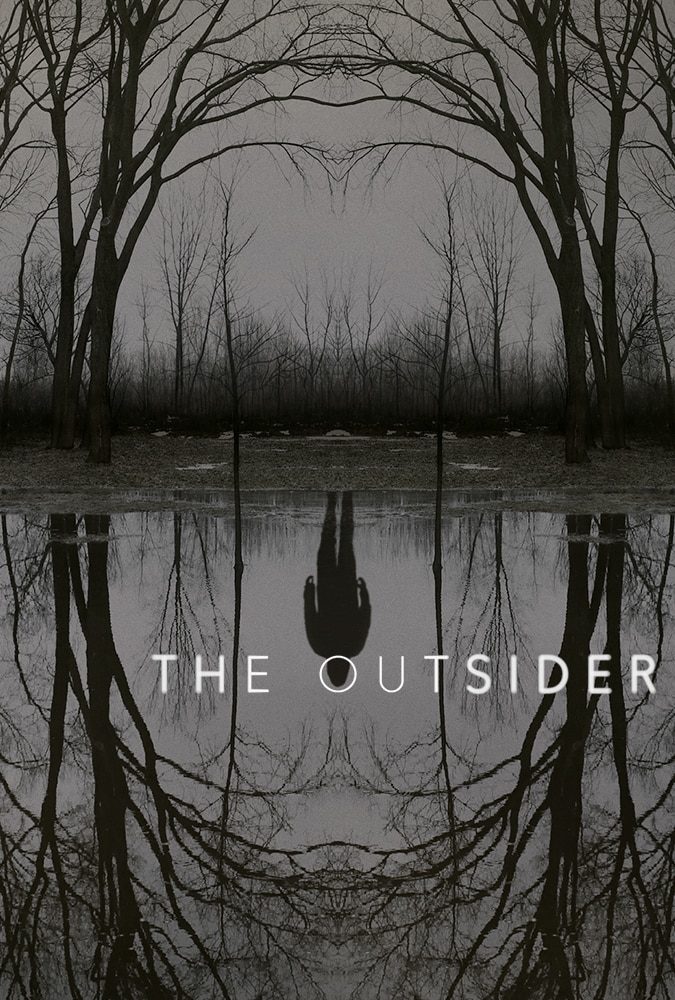 The Outsider Poster - Alamo Drafthouse & HBO Bringing Stephen King Adaptation THE OUTSIDER to Theaters in 2020