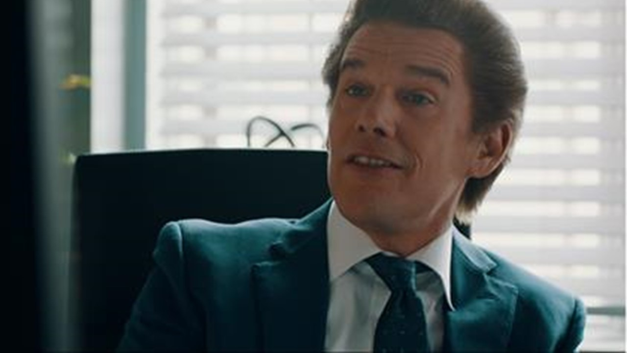 The Purge Banner - Ethan Hawke Returns to THE PURGE in Season 2 Finale 12/17