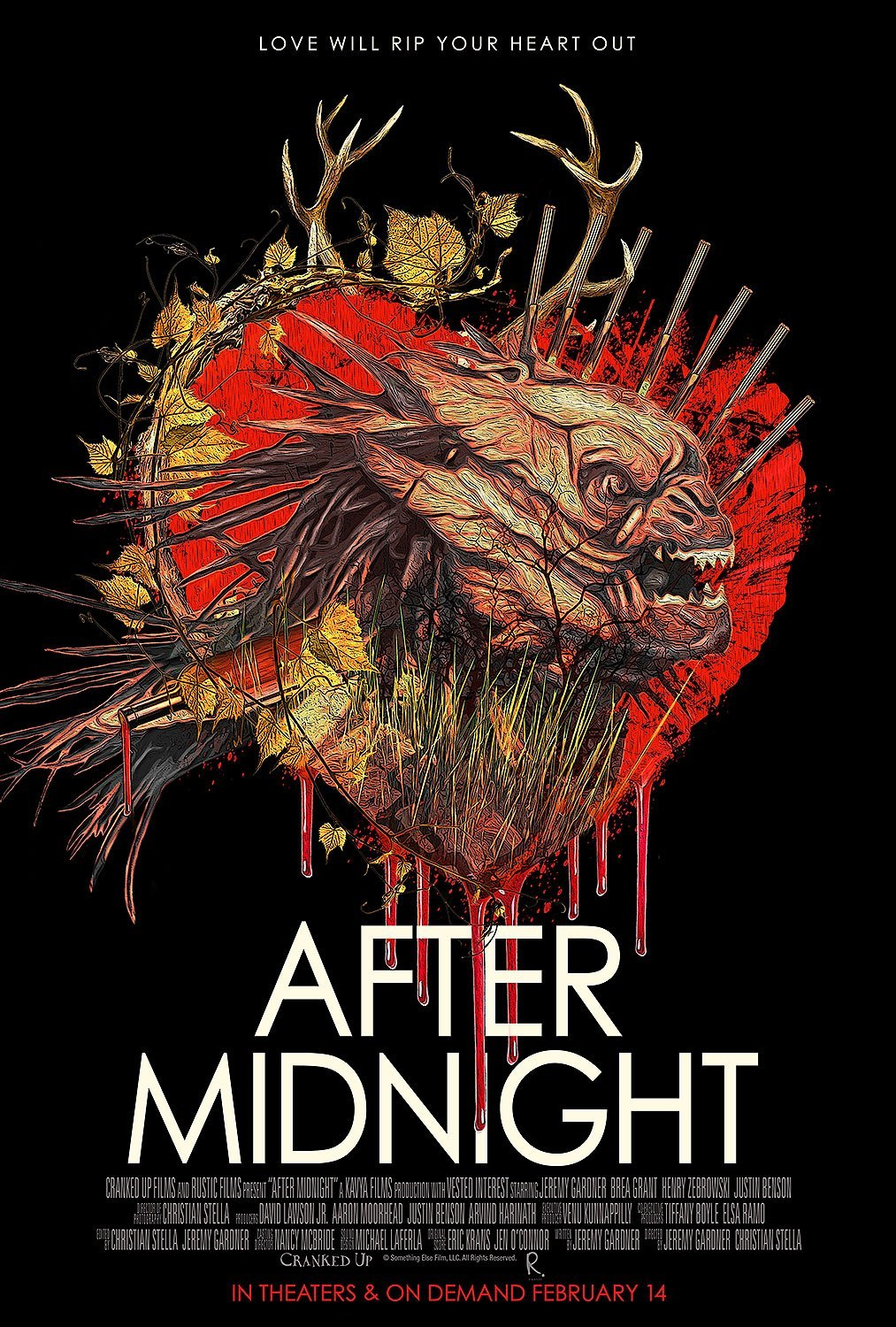 after midnight - Cats Blamed for Monstrous Mayhem in Latest Clip from AFTER MIDNIGHT