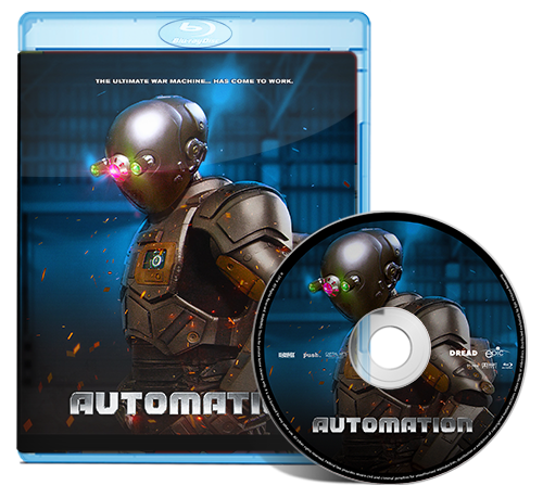 automation bluray - Home