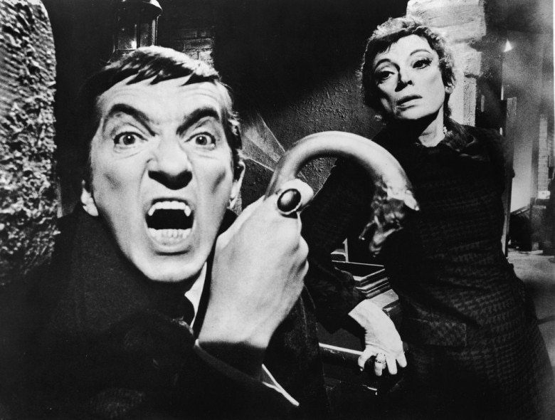frid - This Day in Horror: Happy Birthday Jonathan Frid
