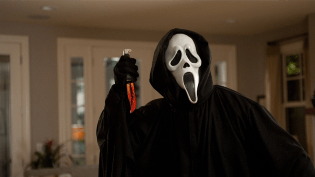 scream header - This Day in Horror: SCREAM Premiered