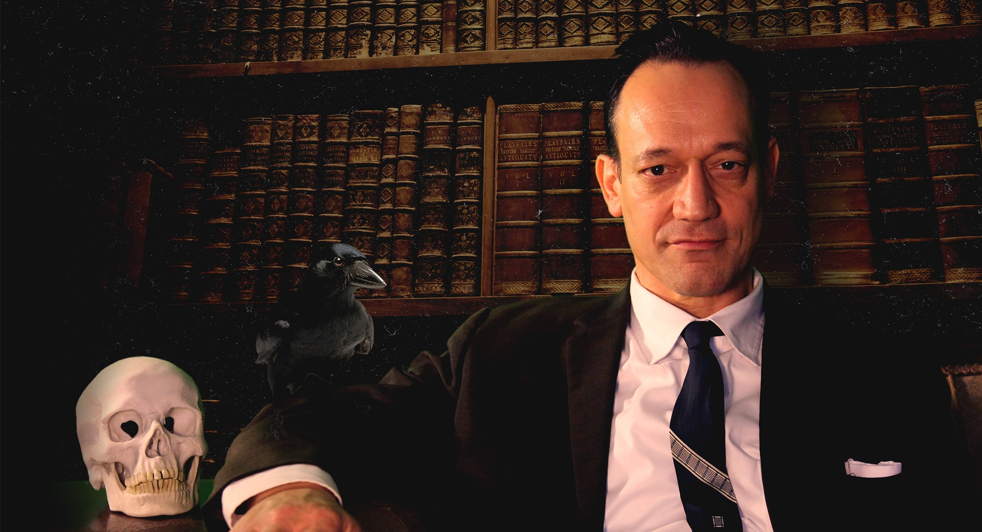 ted home1 - This Day in Horror: Happy Birthday Ted Raimi