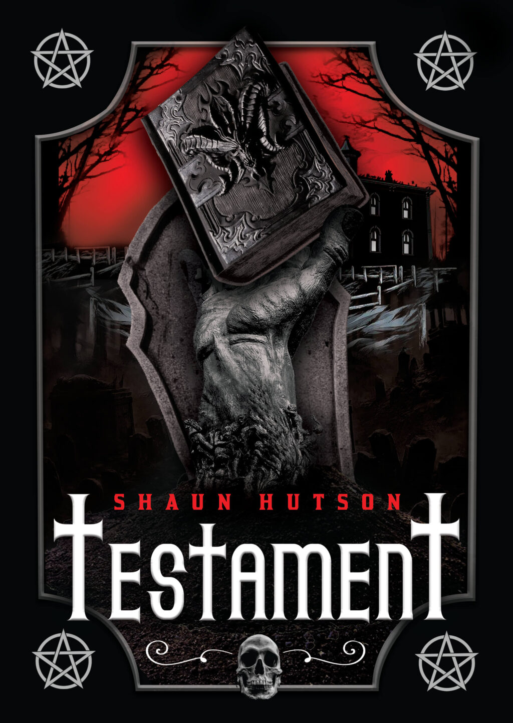 testament shaun hutson 2 1 1024x1443 - Shaun Hutson Provides Us With An Exclusive Quote About His Latest Terrifying Novel, TESTAMENT