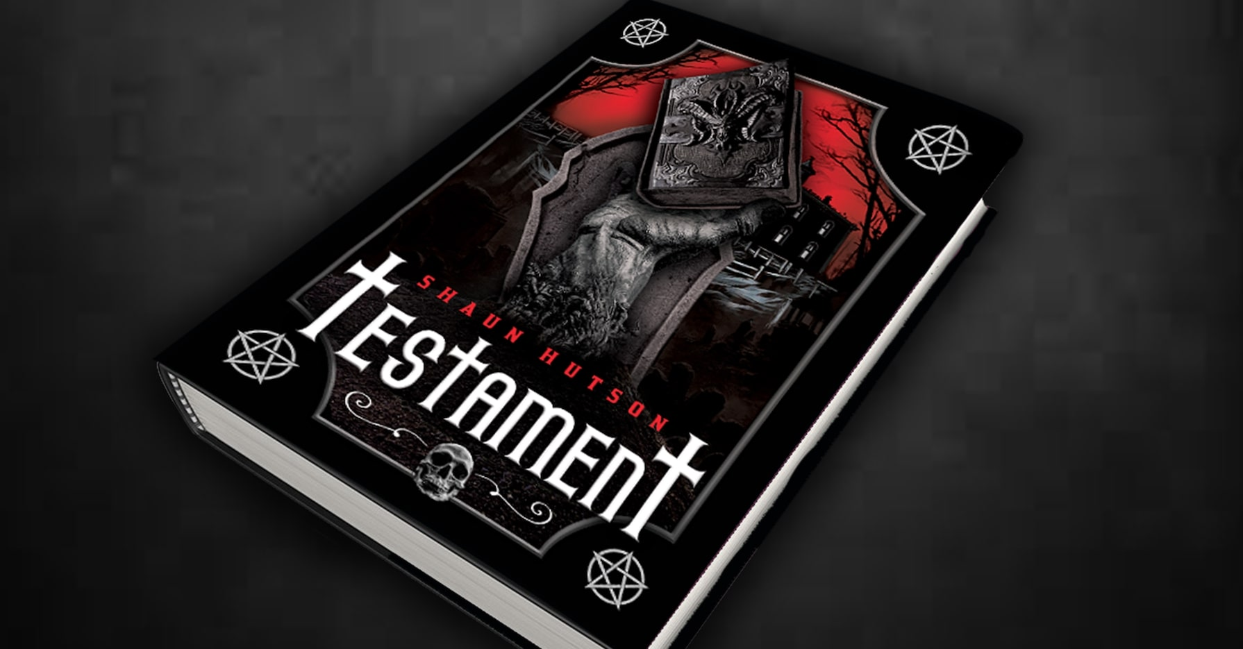 testament shaun hutson 3 - Shaun Hutson Provides Us With An Exclusive Quote About His Latest Terrifying Novel, TESTAMENT