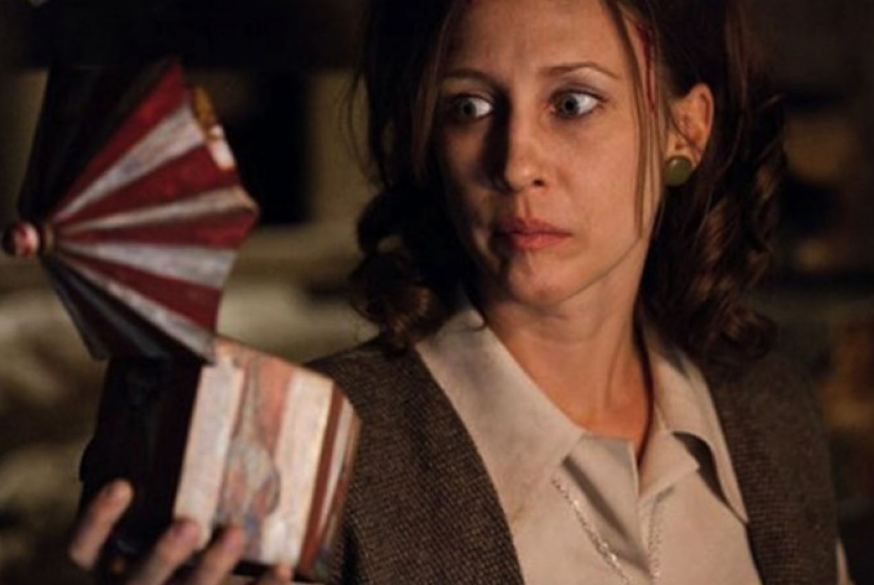 the conjuring 3 vera farmiga - Official Title Announced for THE CONJURING Part 3