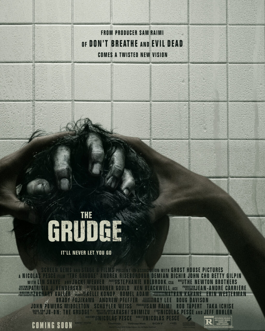 the grudge GRDG OnLine 1080x1350 social FNL 01 rgb 1024x1280 - In Latest Featurette, Sam Raimi Discusses the Legacy of THE GRUDGE