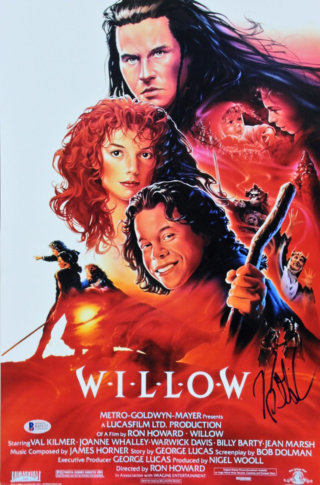 willow POSTER 1024x1550 - Warwick Davis Talks Returning For Disney+ WILLOW Series