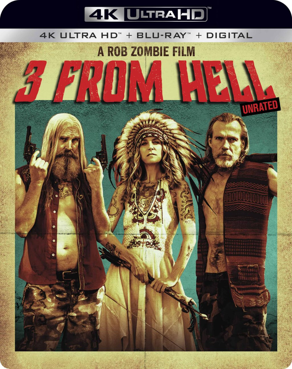 3 from hell 4k cover 1024x1291 - 3 FROM HELL 4K Review - Third Time Ain't Exactly the Charm