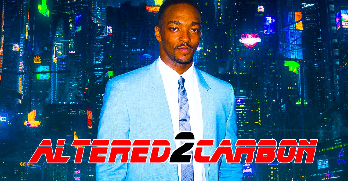 ALTERED CARBON 2 Release Date HD - ALTERED CARBON Season 2 Hits Netflix on 2/27