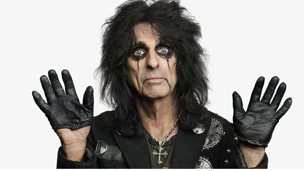 Alice Cooper banner - Iconic Shock Rocker Alice Cooper will Appear at MOTOR CITY COMIC CON