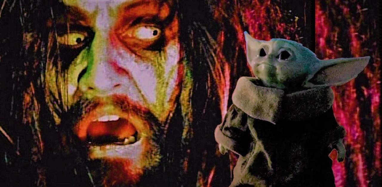 BABY YODA Rocks Out to Rob Zombies DRAGULA - Baby Yoda Rocks Out to Rob Zombie's DRAGULA