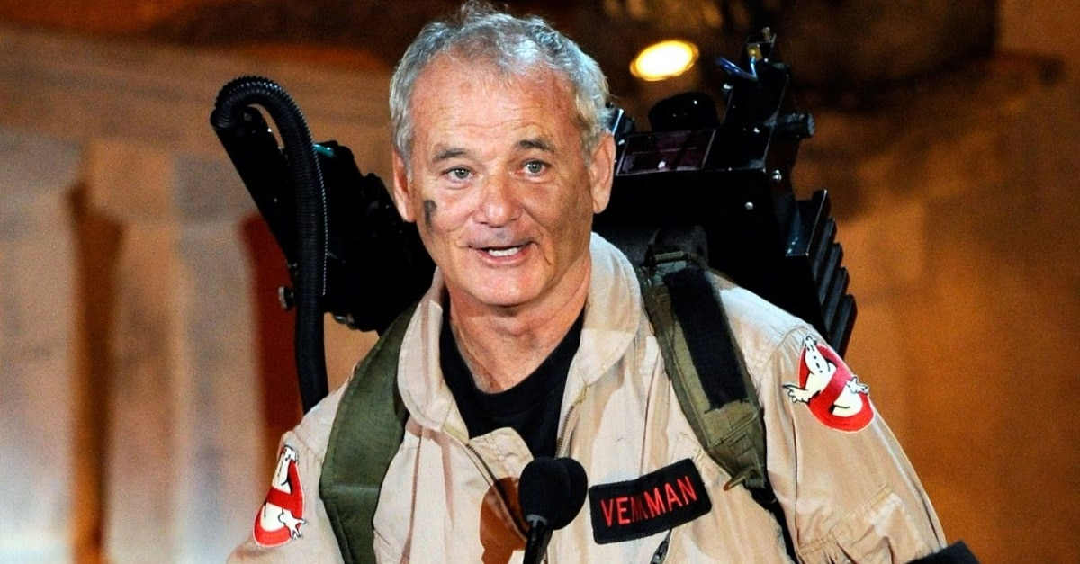 Bill Murray Praises GHOSTBUSTERS AFTERLIFE - Bill Murray Praises GHOSTBUSTERS: AFTERLIFE