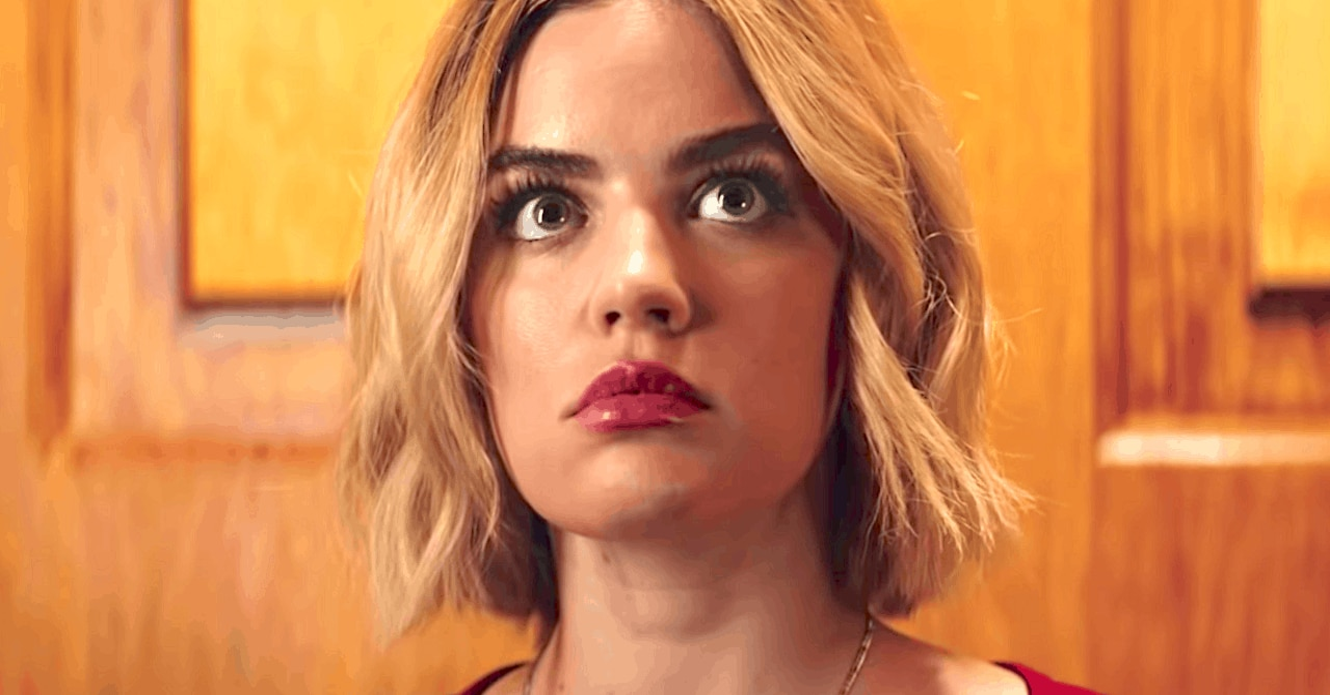 Blumhouses FANTASY ISLAND Horror Reboot Gets New TV Spot - Go, Figure: FANTASY ISLAND Rated PG-13