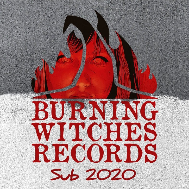 Burning Witches 2020 Sub - Here's What You Get with a Vinyl Subscription to BURNING WITCHES RECORDS