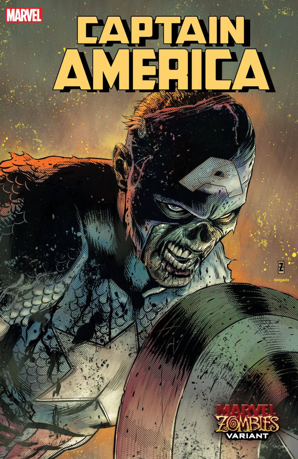 CAPA2018021 Zircher Zombie var 1024x1574 - Image Gallery: The Undead Rise in April's MARVEL ZOMBIES Variant Covers