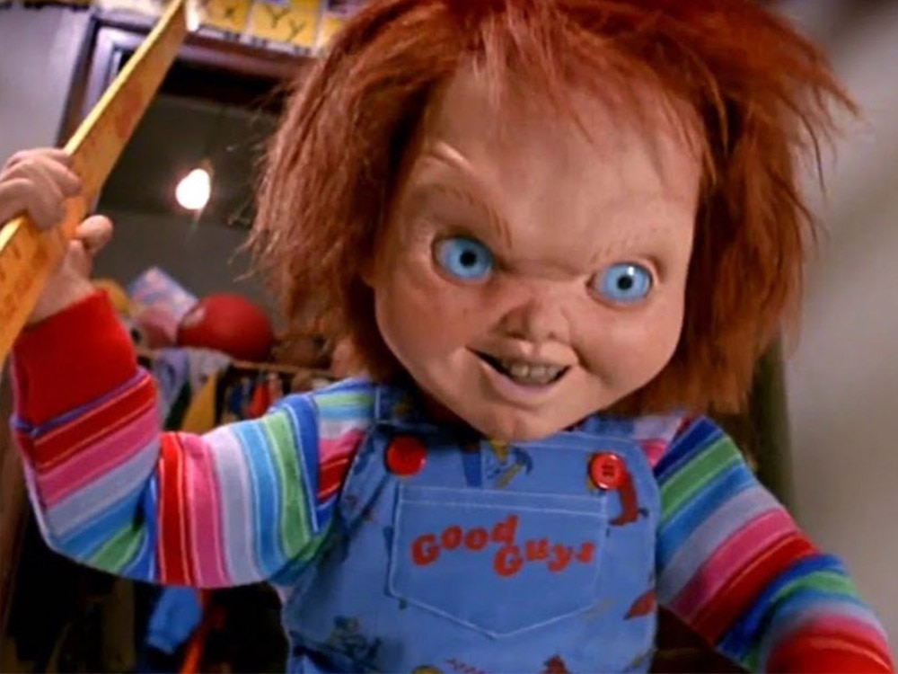 ChildsPlay - Here Comes CHUCKY! Syfy Launching CHILD'S PLAY TV Series