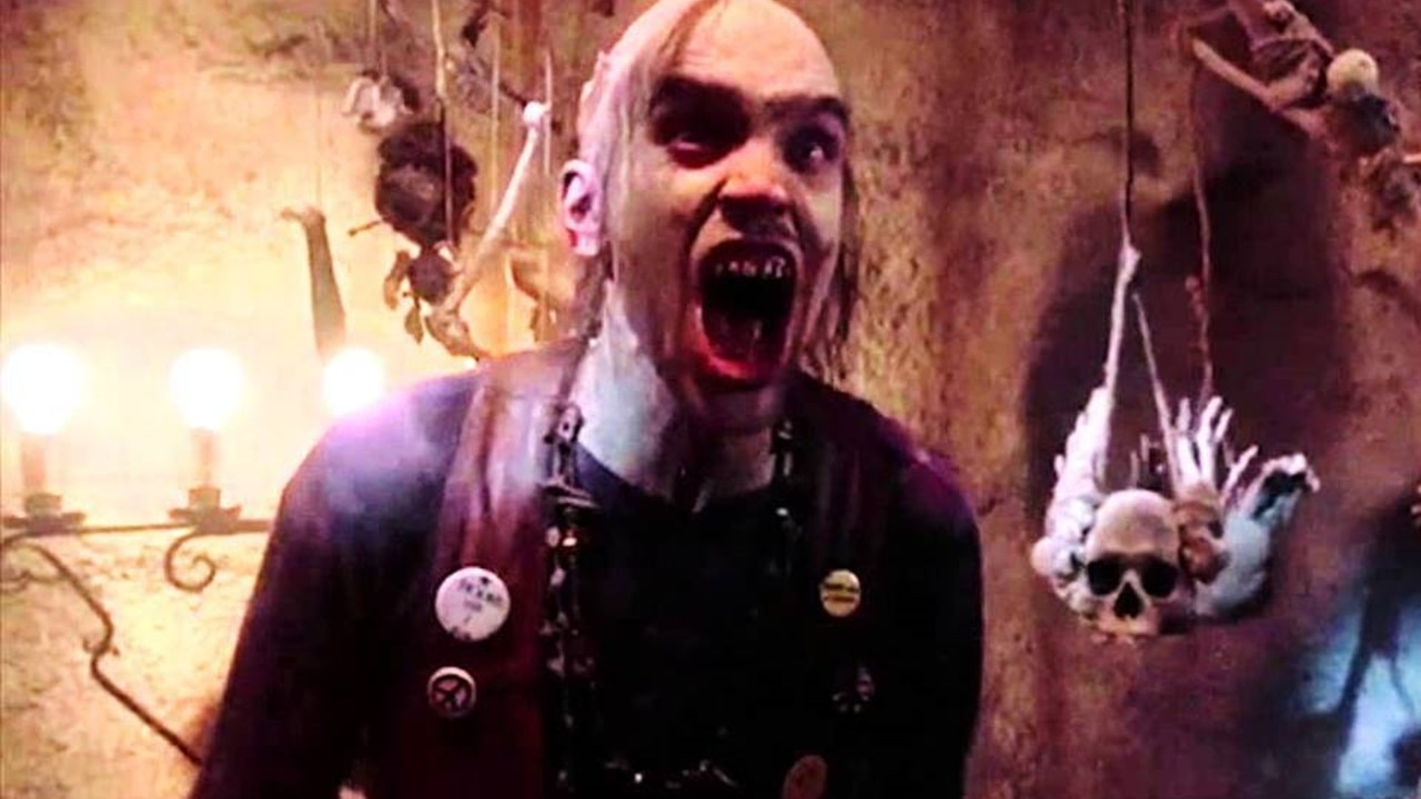 """Chop Top Banner moseley - Bill Moseley Wants to Play """"Chop-Top"""" Again & Hopes to Buy Character Rights"""